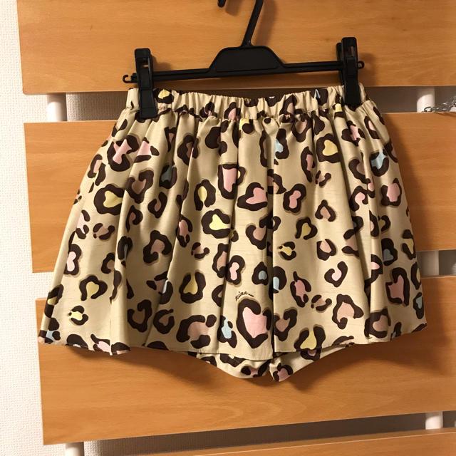 Nina mew(ニーナミュウ)のニーナミュウ   キュロットスカート レディースのスカート(ミニスカート)の商品写真