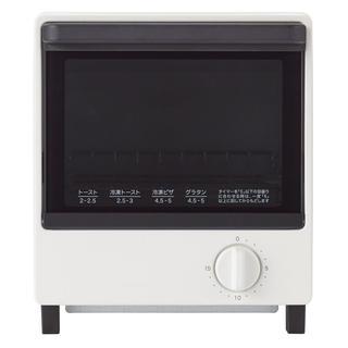 ムジルシリョウヒン(MUJI (無印良品))のオーブン トースター(調理機器)