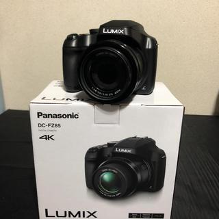 Panasonic - 新品未使用!LUMIX FZ85 レンズフィルター 液晶保護シート付き!