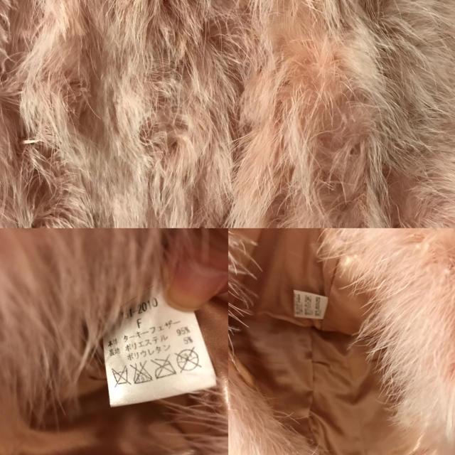 Nina mew(ニーナミュウ)のニーナミュウ   フェザースカート 新品 レディースのスカート(ミニスカート)の商品写真