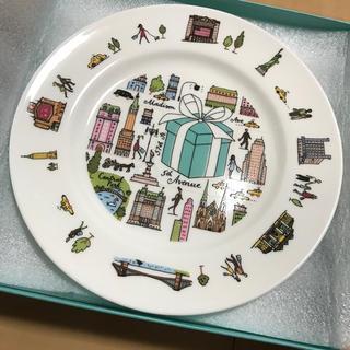 ティファニー(Tiffany & Co.)のティファニー お皿 プレート 2枚セット(食器)