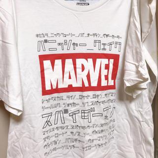 マーベル(MARVEL)のMARVEL Tシャツ XL(Tシャツ/カットソー(半袖/袖なし))