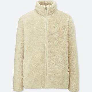 UNIQLO - 【4XLが3個】ファーリーフリースフルジップジャケット