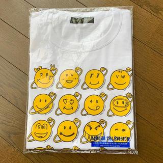 ヘイセイジャンプ(Hey! Say! JUMP)の新品未開封 24時間TV  Tシャツ 2015(S)(Tシャツ(半袖/袖なし))