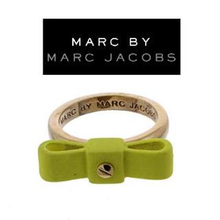 MARC BY MARC JACOBS - ★ Marc by Marc Jacobs 新品 指輪 リボン 定価の70%引