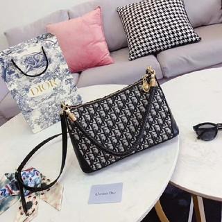 ディオール(Dior)のディオール買い物袋代购級刺繍ショッピングバッグ(ショップ袋)