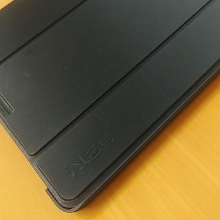 エヌイーシー(NEC)のNEC純正品 10.1型 タブレット カバー(PCパーツ)