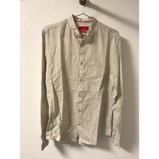 ZARA - ZARA ベージュシャツ
