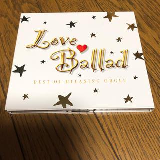 CD Love Ballad II オルゴール 結婚式(ヒーリング/ニューエイジ)
