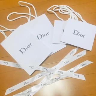 ディオール(Dior)のDior ショッパー セット(ショップ袋)