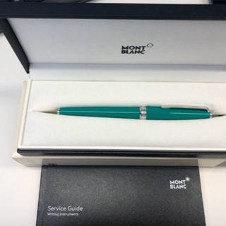 モンブラン(MONTBLANC)のMONT BLANC PIXエメラルドグリーン 117661 ボールペン(ペン/マーカー)