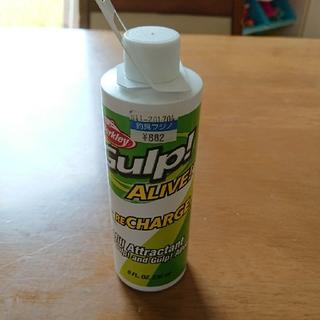 バークレー(BARCLAY)のガルプ補充液(ルアー用品)