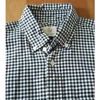 ビューティアンドユースユナイテッドアローズ(BEAUTY&YOUTH UNITED ARROWS)のUNITED ARROWS ギンガムチェックシャツ L(シャツ)