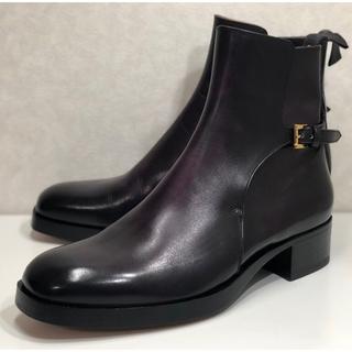 ジャコメッティ(Giacometti)の【極美】フラテッリジャコメッティ FG236 ブーツ サイズ41.5【送料無料】(ドレス/ビジネス)