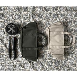 MUJI (無印良品) - 新品 無印良品 MUJI バッグインバッグ2点セット トート型 ツールケース