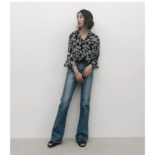 MOUSSY ブラウス(新品未使用タグ付き)