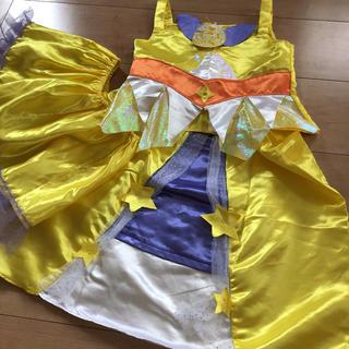 BANDAI - プリンセスプリキュア キュアトゥインクル 衣装