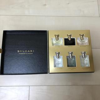 BVLGARI - 新品未使用ブルガリ ミニ香水セット