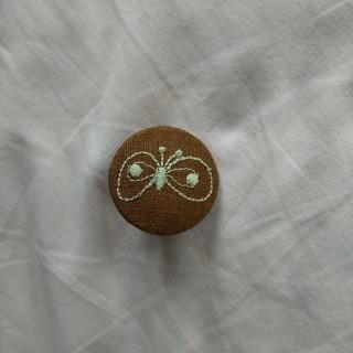 ミナペルホネン(mina perhonen)のミナペルホネン✳️ブローチ(ブローチ/コサージュ)