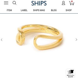 シップス(SHIPS)のSHIPS  イヤーカフ(イヤーカフ)
