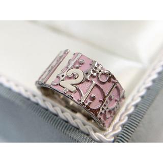 クリスチャンディオール(Christian Dior)のクリスチャンディオール トロッターリング 11号(リング(指輪))