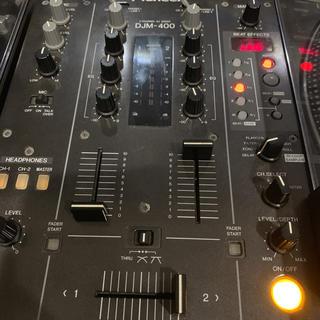 Pioneer - pioneer dj ミキサー djm-400