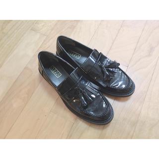 ディーホリック(dholic)のエナメル ローファー(ローファー/革靴)