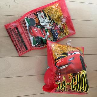 タカラトミー(Takara Tomy)のカーズ  アームリング 浮き輪 プール 腕輪(マリン/スイミング)