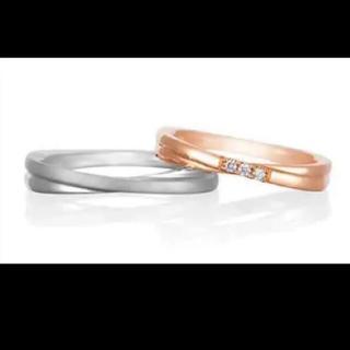 ヨンドシー(4℃)の4℃ K10 ピンクゴールド リング 指輪(リング(指輪))