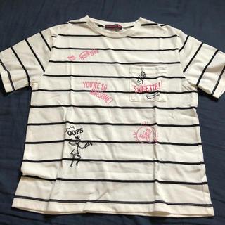 ラブトキシック(lovetoxic)のTシャツ 140 ラブトキシック(Tシャツ/カットソー)