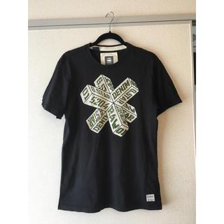 ジースター(G-STAR RAW)のG-STAR  RAW メンズ Tシャツ ブラック(Tシャツ/カットソー(半袖/袖なし))