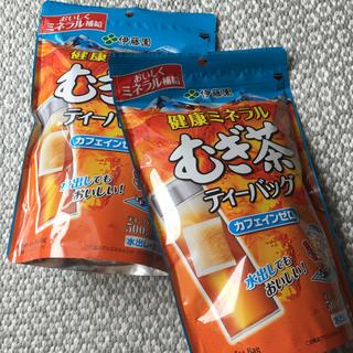 伊藤園 - 伊藤園 健康ミネラルむぎ茶 ティーバッグ(30バッグ入)×2袋 500ml用