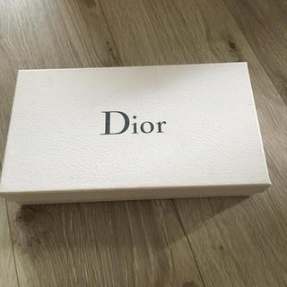 ディオール(Dior)のディオール空箱(ショップ袋)