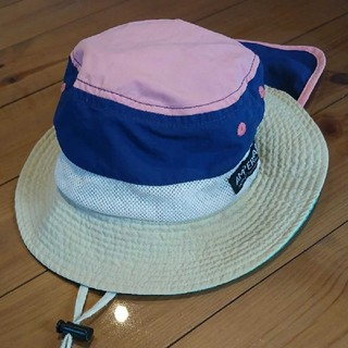 アンパサンド(ampersand)の【アンパサンド】サファリ帽子 48cm(帽子)