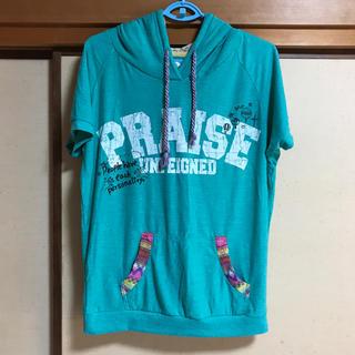 ☆半袖パーカー☆(Tシャツ(半袖/袖なし))