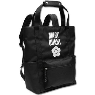 マリークワント(MARY QUANT)のマリークワント シンプルロゴデイジーリュック(リュック/バックパック)
