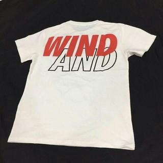 GDC - WIND AND SEA ホワイト Tシャツ L