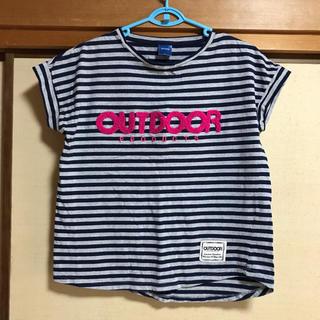 アウトドア(OUTDOOR)の🌼半袖Tシャツ(Tシャツ(半袖/袖なし))