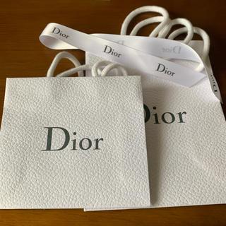 ディオール(Dior)のDior ショップ袋とりぼん(ショップ袋)