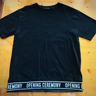 オープニングセレモニー(OPENING CEREMONY)のOPENING CEREMONY オープニングセレモニー Tシャツ S (Tシャツ/カットソー(半袖/袖なし))