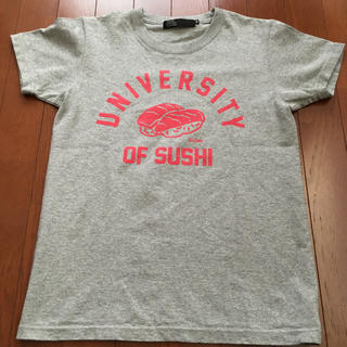 BEAMS - BEAMS かせきさいだぁ University Of Sushi Tシャツ