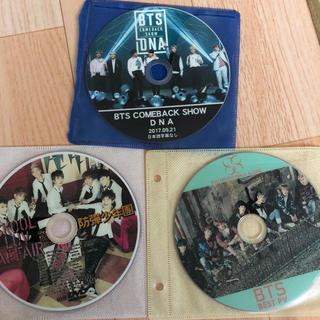 ボウダンショウネンダン(防弾少年団(BTS))のbts DVD セット(K-POP/アジア)