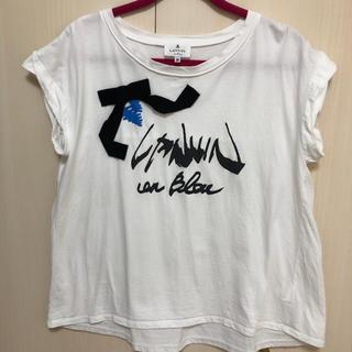 ランバンオンブルー(LANVIN en Bleu)の専用です☆(Tシャツ(半袖/袖なし))