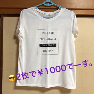 😎半袖Tシャツ⑨(Tシャツ(半袖/袖なし))