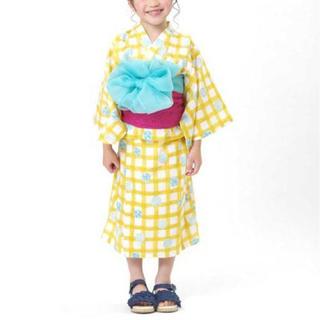 アンパサンド(ampersand)のアンパサンド 女の子 浴衣 80(甚平/浴衣)