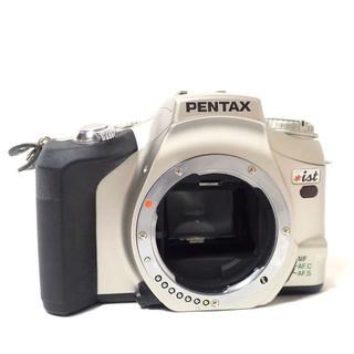 ペンタックス(PENTAX)のC120 PENTAX ist 一眼レフ フィルムカメラ 本体 作動確認済み(フィルムカメラ)