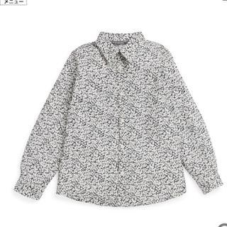 Bonpoint - 新品 bonpoint リバティシャツ 8a