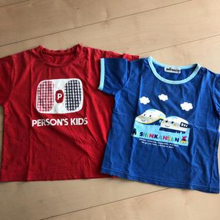 パーソンズキッズ(PERSON'S KIDS)のTシャツ 120(Tシャツ/カットソー)