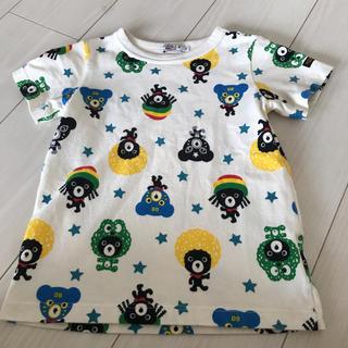 DOUBLE.B - ミキハウス ダブルビー  Tシャツ110