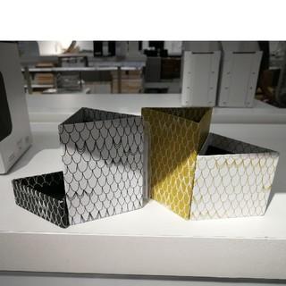 イケア(IKEA)の【IKEA】ランクモイ3色ペン立て4セット マグネットつき(その他)